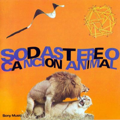 1990 - Soda Stereo - Cancion animal